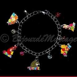 Winnie, bracelet enfant