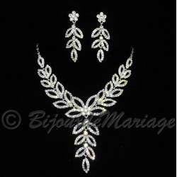 TENTATION, parure bijoux