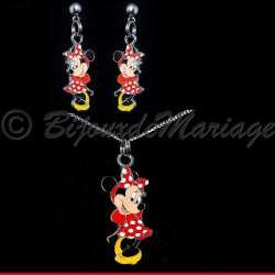 Minnie, parure de bijoux