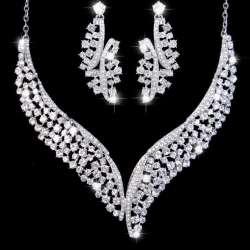 Parure de bijoux mariage Bohême