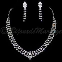 Parure bijoux de mariage, Sissi