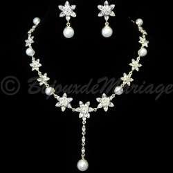 ÉTOILES, parure bijoux